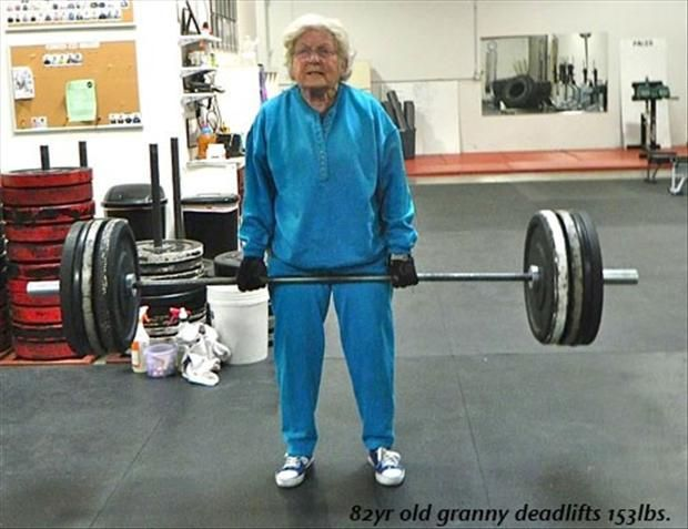 Old People Rock! – 20 Pics