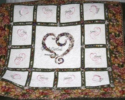 14 best Quilt pattern images on Pinterest Wedding quilts, Wedding ring quilt and Quilting ideas