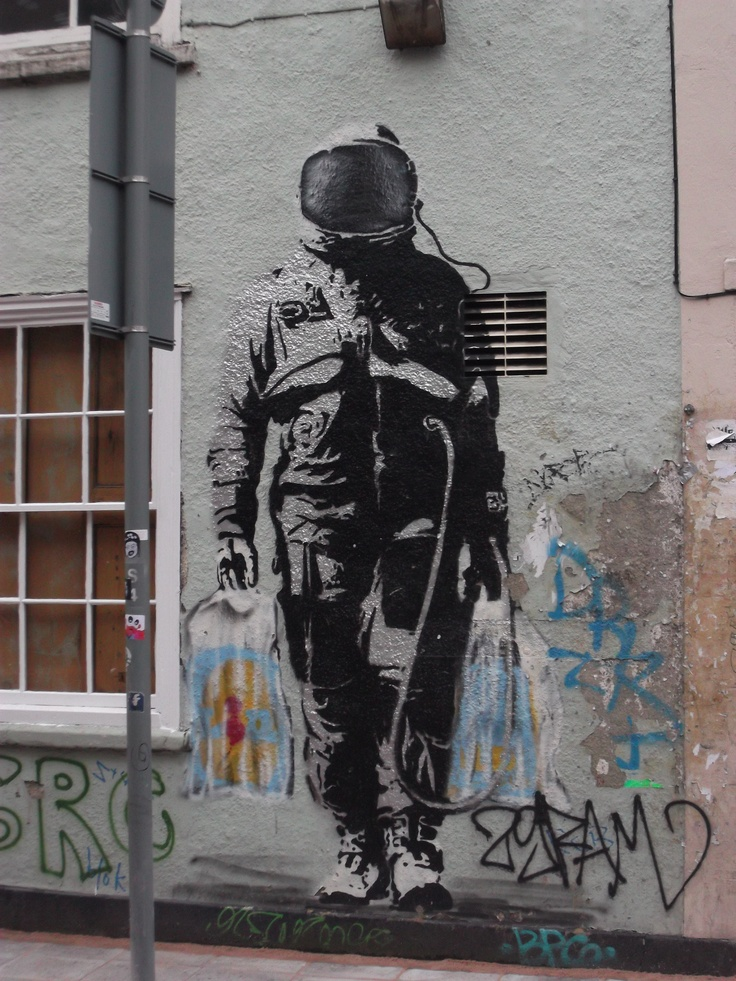 Banksy | graffiti | Pinterest