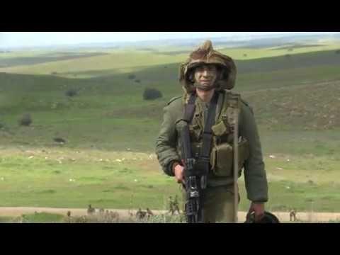 Circassian, Druze, Muslim, Bedouin, Jewish & Christian Soldiers in IDF