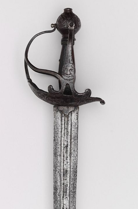 Scottish Basket-hilted Swords of the 17th and 18th Century (British Military Swords)