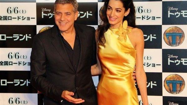 George Clooney habló por primera vez de su incipiente paternidad   George Clooney habló por primera vez de su futura y próxima paternidad junto a su esposa Amal Alamuddin, con quien espera gemelos en junio. El gal... http://sientemendoza.com/2017/02/21/george-clooney-hablo-por-primera-vez-de-su-incipiente-paternidad/
