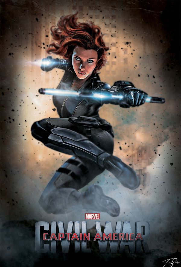 Black Widow poster                                                                                                                                                                                 More
