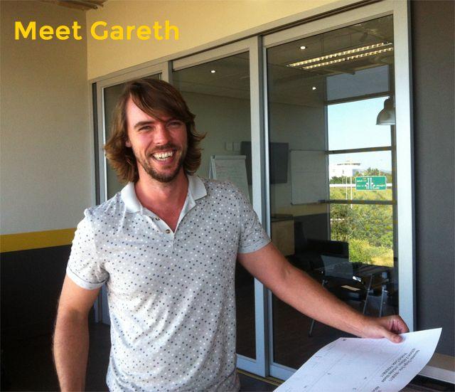 The Sett Blog: Meet Gareth