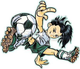 vector cartoon sport č6