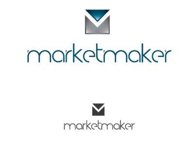 market maker logo concept by Parvulescu Alexandru