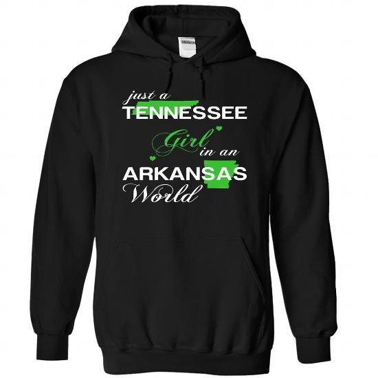 ustXanhLa002-017-Arkansas GIRL - #vintage shirt #hipster shirt. THE BEST => https://www.sunfrog.com/Camping/1-Black-79291022-Hoodie.html?68278