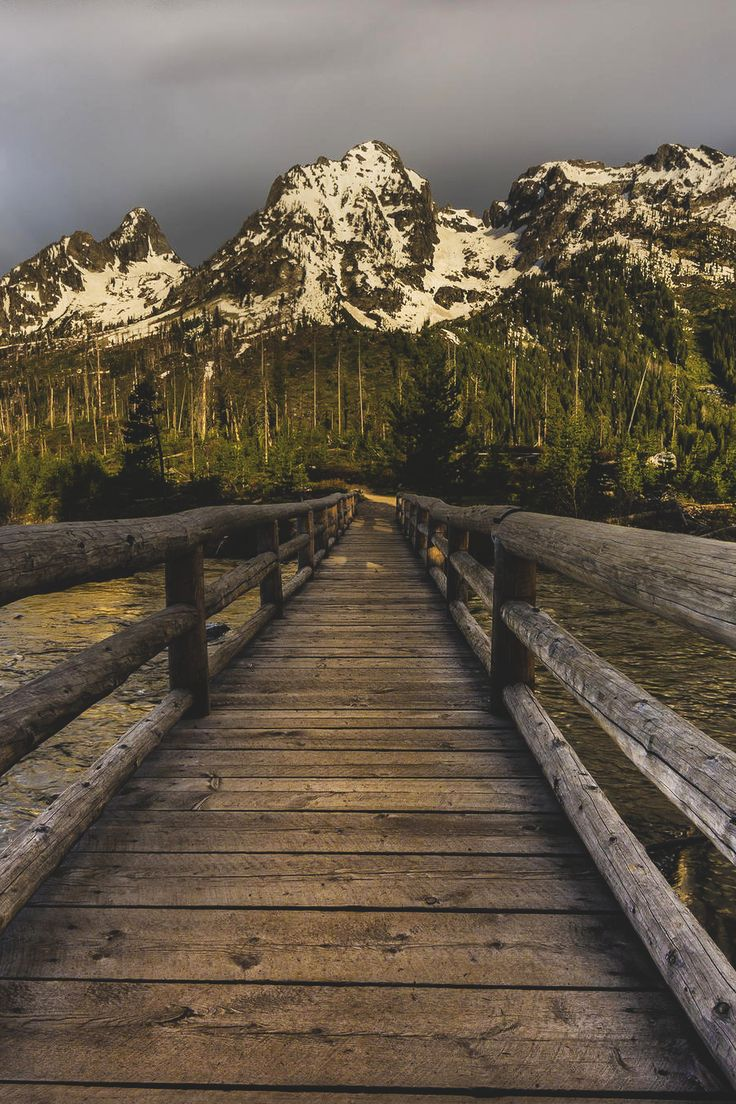 Grand Teton National Park, Wyoming   Kathleen Walter