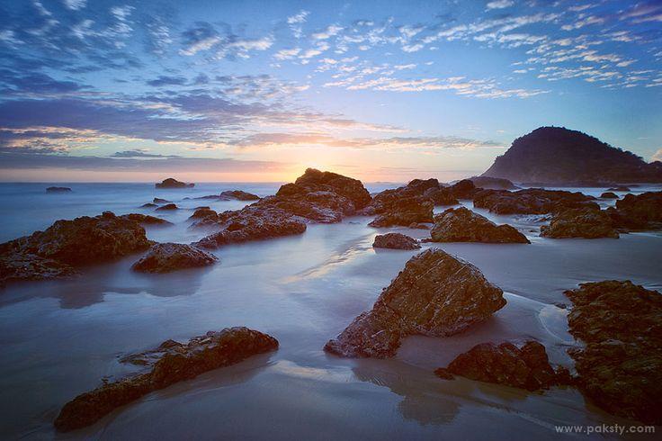 Port Macquarie Nobby's Beach
