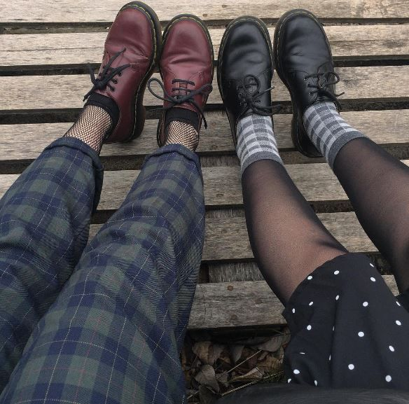 DOUBLE DOC'S: The 1461 shoe, shared by _under_wonder.