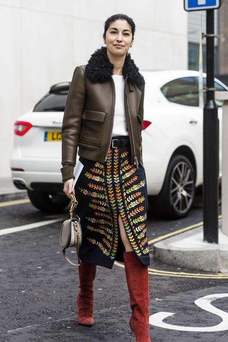 Street Fashion London N296, 2017