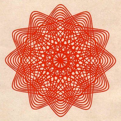 sushipot spirograph images ... what if this was embroidered using the tambour hook - in a slightly variegated thread .....