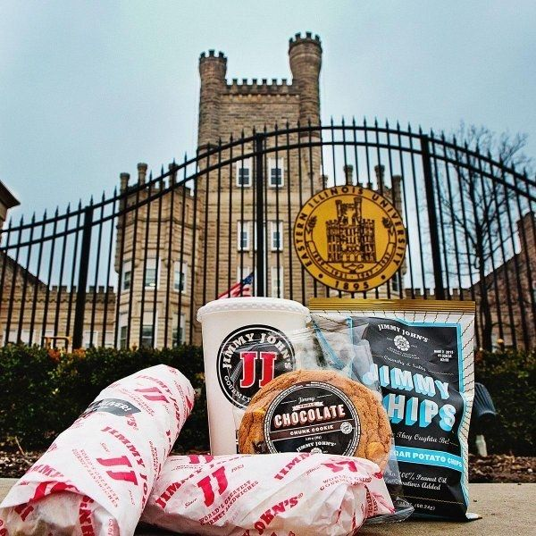 You and your friends went to Jimmy John's after a night out. | Community Post: You May Be An Eastern Illinois University Panther If...