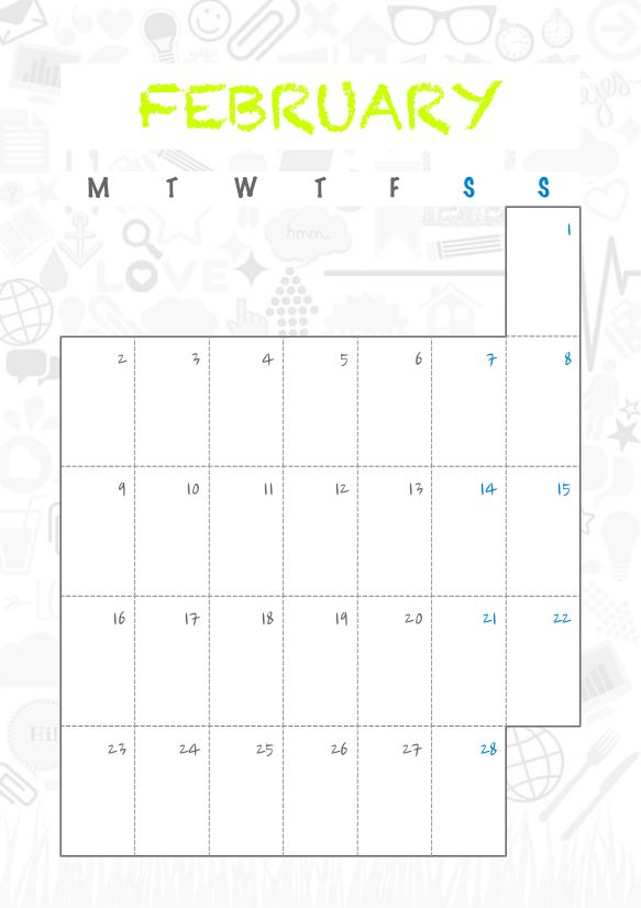 2015 FREE PLANNER | rabiscarte