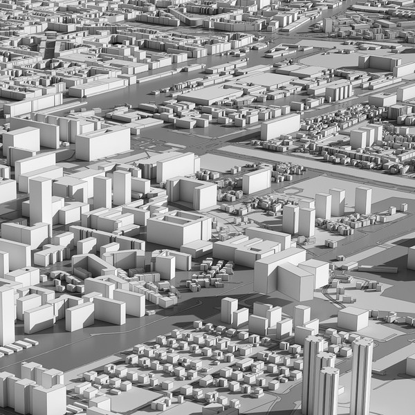max city zagreb - 3d Zagreb City by ignasius