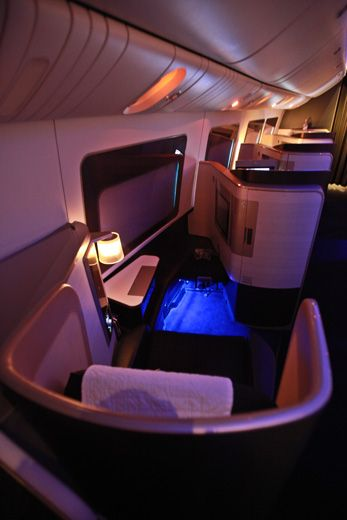 Fly long haul in first class. Makes the trips to Japan much more pleasant! It would be wonderful if I could afford it!