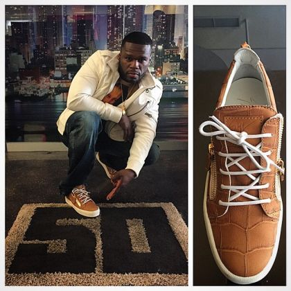 50 Cent Has a Bunch of Wild and Super Expensive Sneakers | Complex