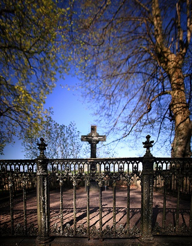 Vaksala kyrkogård