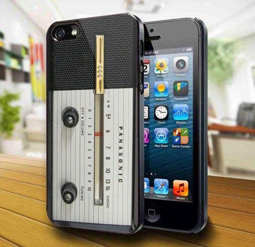 Vintage Transistor Radio #2 iPhone 5 Case   kogadvertising - Accessories on ArtFire