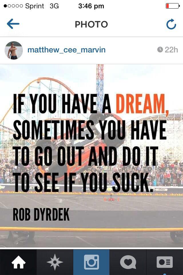 Ohmygod, Rob Dyrdek