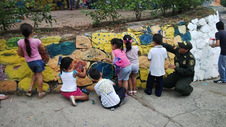 """En #Cúcuta, junto con la comunidad estamos adelantando el programa """"Quiero a mi ciudad, valoro mi patrimonio"""", el cual busca proteger los espacios de esparcimiento  familiar."""