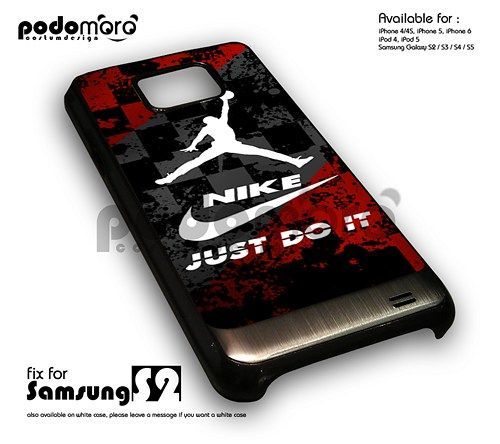 Nike Just Do It Jordan - samsung s2
