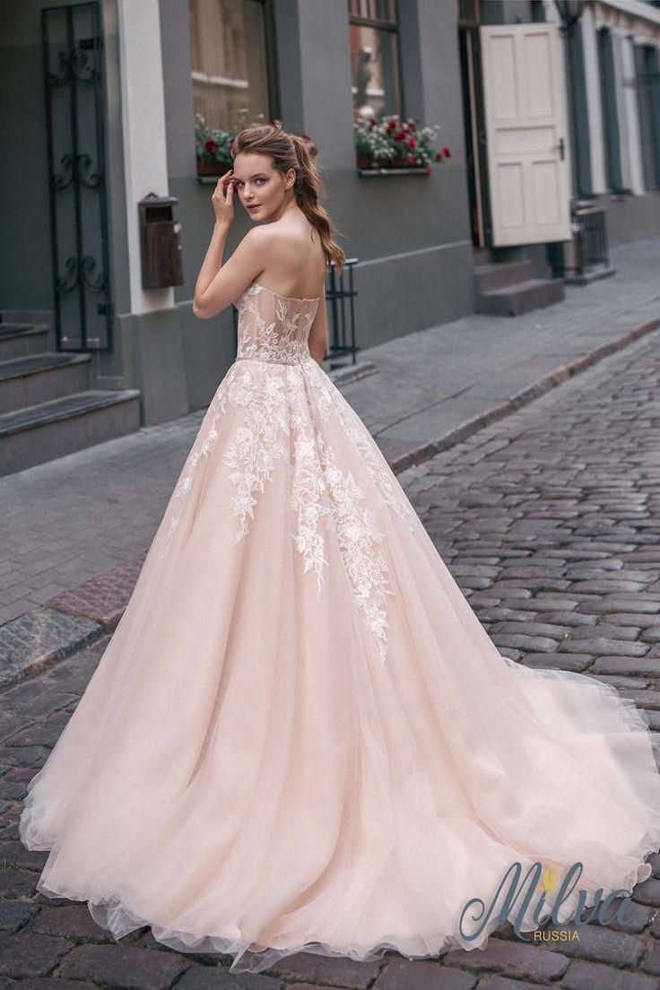 688 best Brautkleider farbig für die ausgefallene Hochzeit images on ...