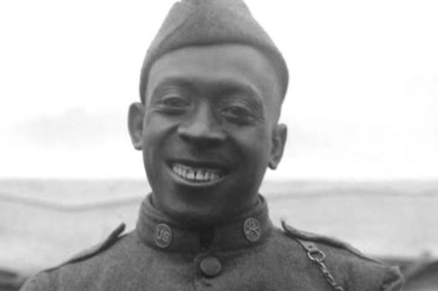 Henry Johnson, WWI posthumously awarded a Medal of Honor - article also mentions a Jewish-American soldier who was similarly snubbed and also awarded a Medal of Honor for his WWI bravery.