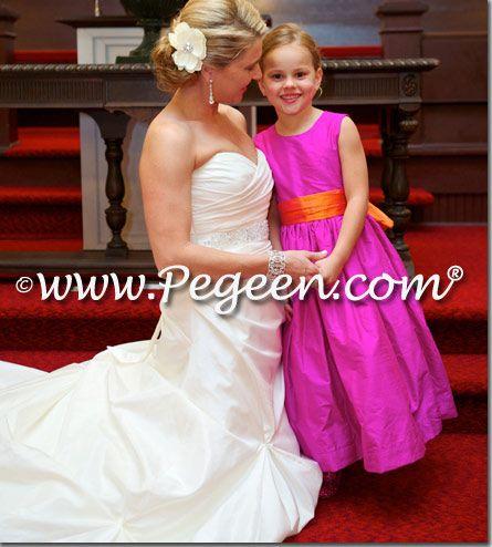 Unique Flower Girl Dress Gallery u Testimonials See our Customer us Real Weddings pg