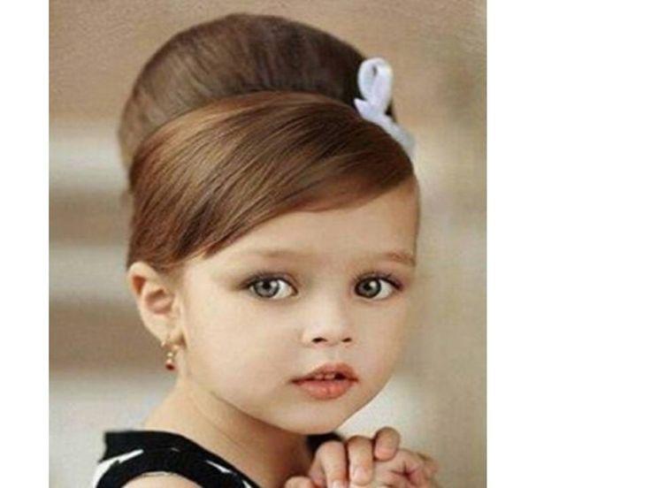 Peinados para ni a faciles y bonitos paso a paso - Peinados para ninas faciles de hacer ...