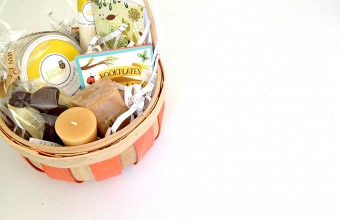 natural easter basket stuffers