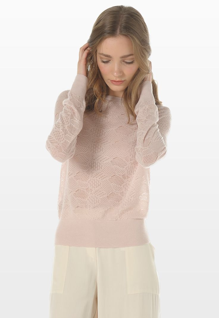 39 best Knitting / vestes, pulls images on Pinterest | Patrones de ...