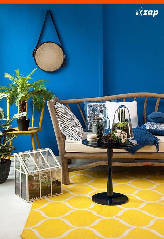 Cores suaves deixam a casa mais aconchegante, cores escuras a deixam mais sóbria. Que tal anotar 10 dicas para decorar sua casa com estilo?!