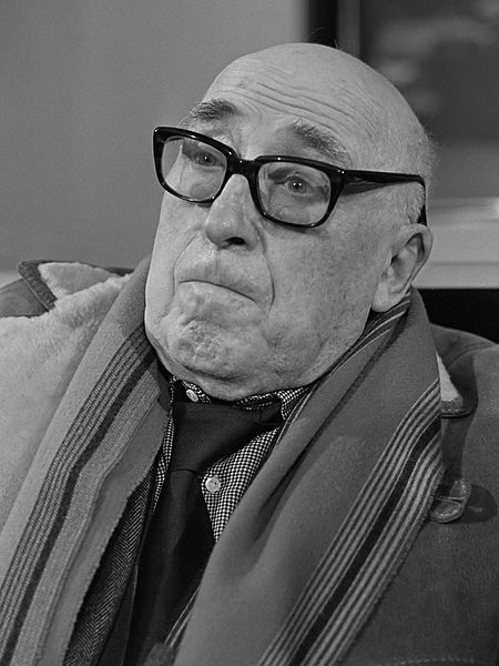 Cesare Zavattini (1980)