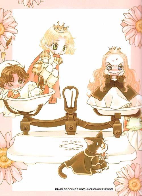 Koucha Ouji _ Hoàng tử hồng trà - 6