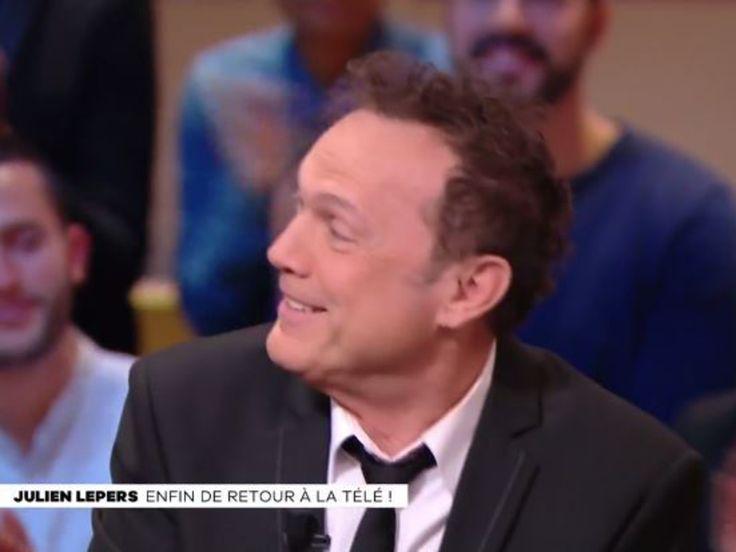 """Julien Lepers se défend d'avoir fait huer Samuel Etienne dans """"La Grosse Emission"""" (vidéo)"""