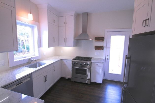 This Is A Kitchen That Was Installed On Liverpool Street In Guelph
