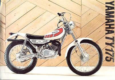 Yamaha TY175