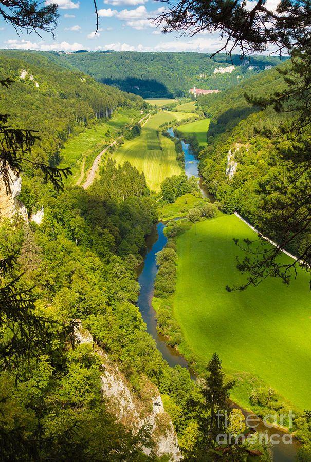 UNESCO World Heritage Site.                   #Wachau Valley, and cultural landscape. Lower AUSTRIA by Matthias Hauser