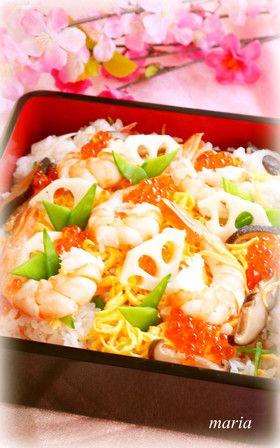 ✿ちらし寿司✿ by maria358 [クックパッド] 簡単おいしいみんなの ...