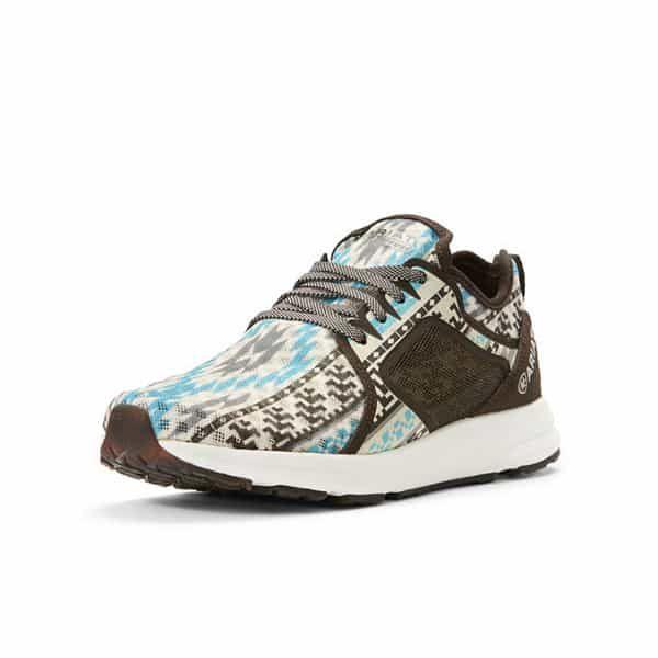 Ariat Fuse Tennis Shoe   Western shoes
