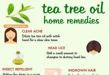 Top 15 Home remedies using tea tree oil