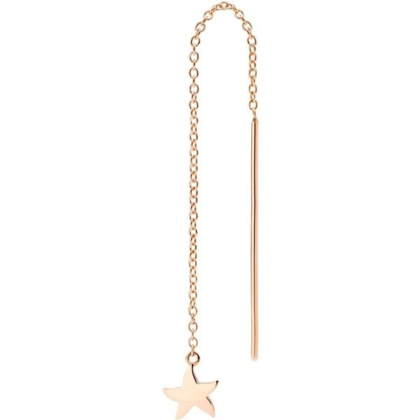 Dodo Earring ($140) ❤ liked on Polyvore featuring jewelry, earrings, copper, star jewelry, dodo jewelry, star earrings and earring jewelry