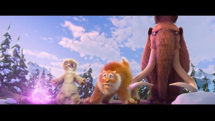 Wie wird es mit der Ice Age-Welt weitergehen wenn Scrat ins Universum katapultiert wird? Der Vorverkauf für das neueste Abenteuer von Sid, Manny und Diego startet morgen! :-D #IceAge