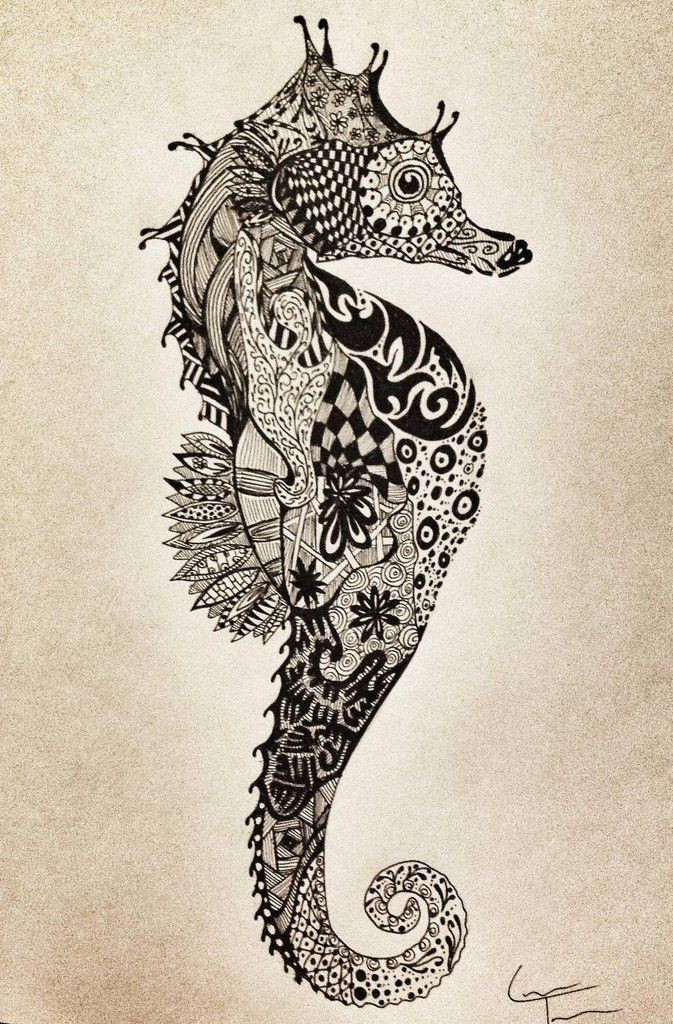 Zentangle - LOVE this one!!!