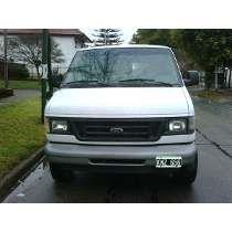 Ford Econoline 2003 Vidriado 8 Pasjeros