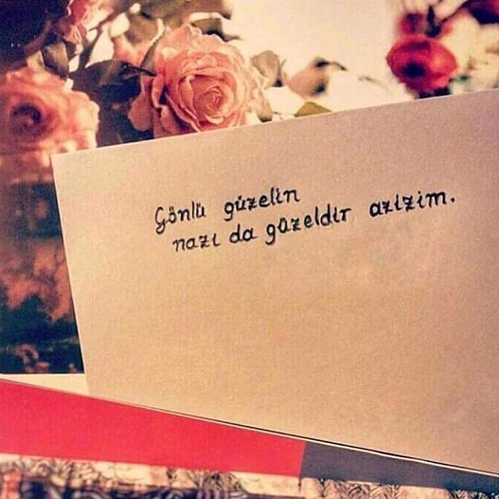 Gönlü güzelin nazı da güzeldir azizim.   - Mehmet Beyazbayrak  #sözler #anlamlısözler #güzelsözler #manalısözler #özlüsözler #alıntı #alıntılar #alıntıdır #alıntısözler #şiir #edebiyat