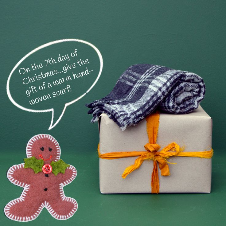 give 'gifts that matter' this Christmas. Available from www.yourssustainably.com