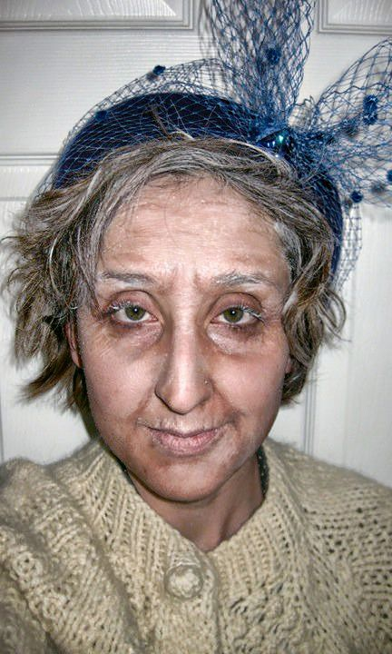 Best 25+ Old age makeup ideas on Pinterest | Old age, Old makeup ...