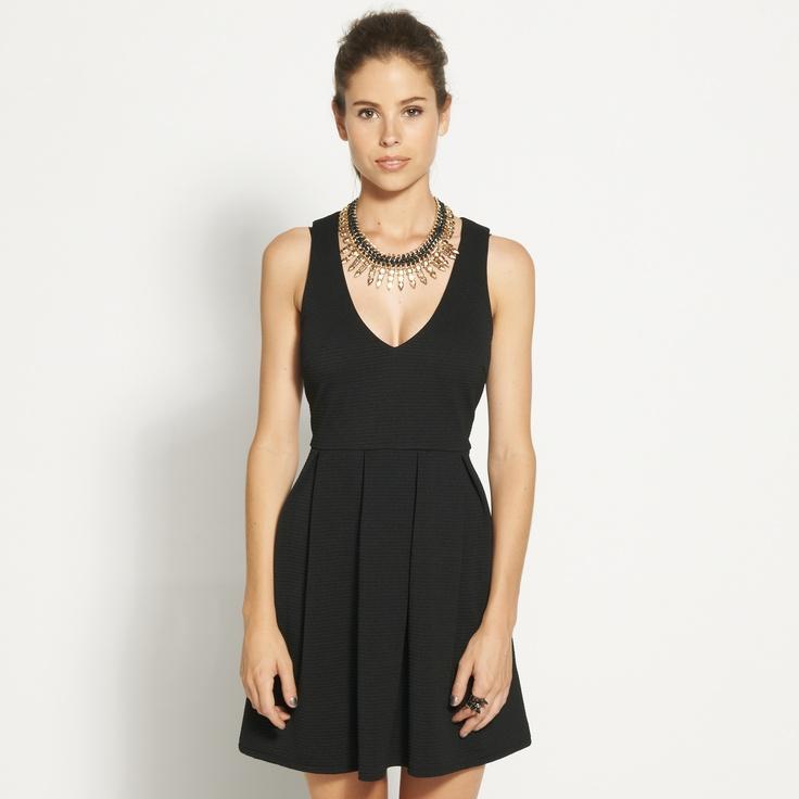 Image for Princess Box Pleat Dress from Dotti